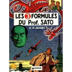 Blake et Mortimer - N°10 - Les 3 formules du professeur Sato