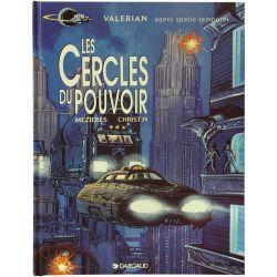 Valerian 15 - Les cercles du pouvoir